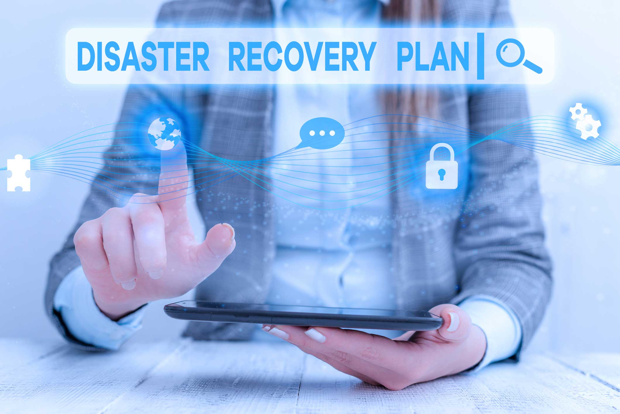 Technology Disaster Preparedness and Recovery Planning after Hurricane Harvey
