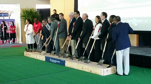 TechKnowledge Lone Star College System Groundbreaking